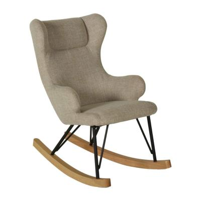 Rocking chair enfant deluxe Argile